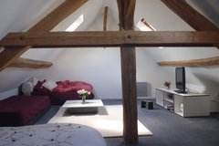 Accommodation: Fontainebleau : rooms in a beautiful old house