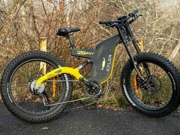 For Sale: XPLOR Flyboy All-Trail E-bike