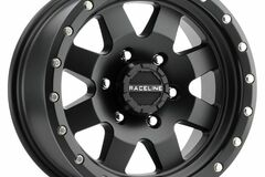 Selling: RACELINE 935B Defender trailer grade wheels + Carlisle 14-ply tir