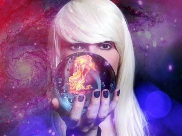 Selling: Psychic Reading