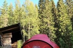 Vuokrataan (viikko): 4 vuodenajan teltta Bergans Helium 3 hlö Dome