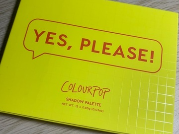 Venta: Paleta colourpop