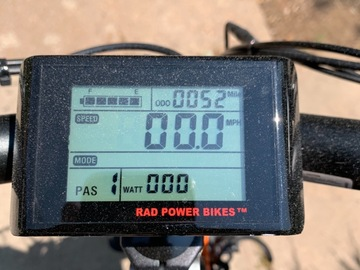For Sale: RAD MINI 4   52 miles!