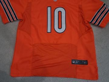 Selling A Singular Item: #10 Mitch Trubisky Chicago Bears Jersey