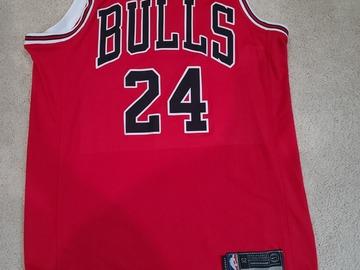 Selling A Singular Item: Nike Aerosweat Chicago Bulls #24