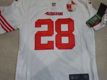 Selling A Singular Item: SF 49ers Carlos Hyde