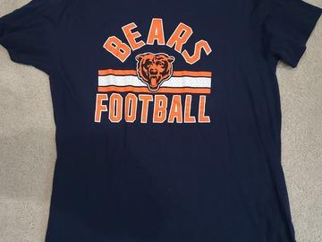 Selling A Singular Item: Chicago Bears T Shirt