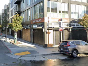 Daily Rentals: San Francisco CA, Covered, Gated, Secure Parking SoMA