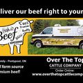 Selling Without Online Payment: Pasture Raised - Local - Homegrown Beef