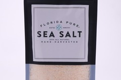 Selling with online payment: Garlic Infused Sea Salt