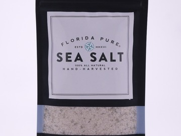 Selling with online payment: Rosemary Infused Sea Salt