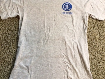 Selling multiple of the same items: Blue Ridge Camp Shirt size Adult Small