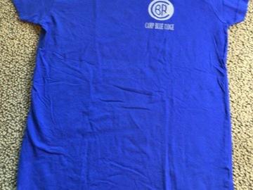 Selling multiple of the same items: Blue Ridge camp shirt size YXL