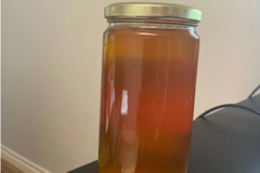 Selling Without Online Payment: Wildflower/clover honey for sale