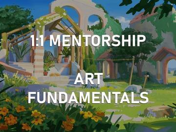 1 on 1 Mentoring: Mentorship 1:1 Art Fundamentals