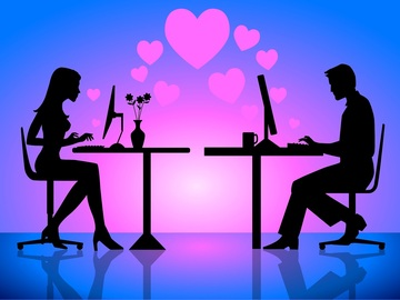 Selling: Internet Dating Email Reading (6 Cards)