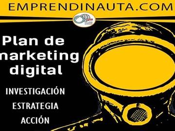 Servicio freelance:  Plan de marketing digital para empresas turísticas