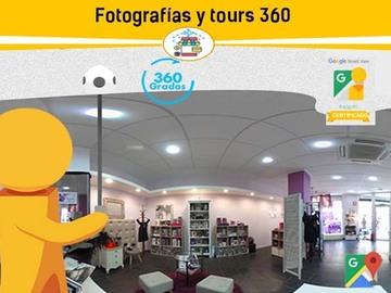 Servicio freelance: Tours digitales y fotos 360 para tu negocio