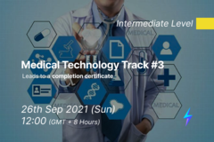 Live class: Entrepreneurship Track for Medical Professionals