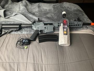 Selling: lancer tactical AR