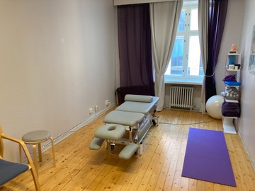 Renting out: Vuokrataan työhuone hierojalle Kampissa!