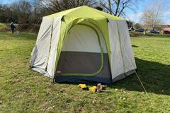Renting out with online payment: Coleman 6 person tent