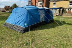 Renting out with online payment: Suncamp 8 person tent
