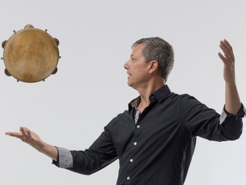 Offering with online payment: Brazilian percussion
