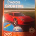 "Vente: Coffret Wonderbox ""Evasion sportive"" (49,90€)"