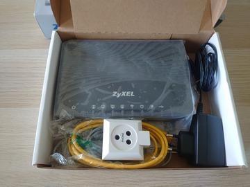 Selling: ZyXEL modem VDSL2 Wireless, wifi N300