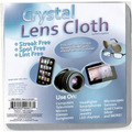 Liquidation/Wholesale Lot: Crystal Lens Cloth – High Quality Washable Reusable Lens Cloth