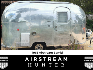 For Sale: SOLD: 1963 Airstream Bambi - Complete Shell-Off Restoration