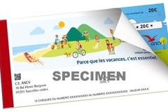 Vente: Chèques vacances ANCV (400€)