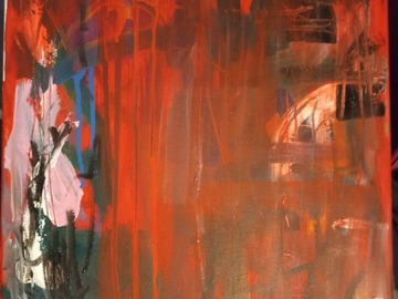 Sell Artworks: Lady in Red