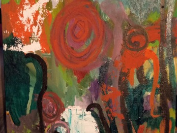 Sell Artworks: Stop and smell the roses
