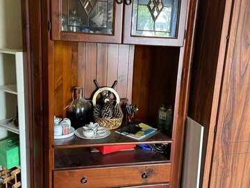 For Sale: Solid Wood TV Cabinet for Sale only 200NZD