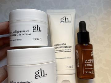 Venta: productos GH