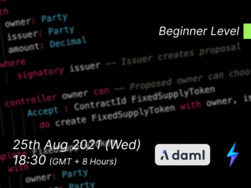 Free Trial: Smart Contracts: Daml Code Walk-Through