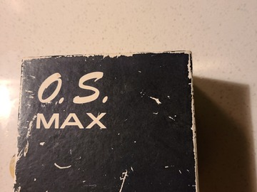 Selling: O.S.MAX 20  R/C Airplane