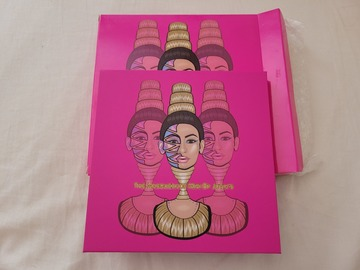Venta: Mini masquerade palette de Juvia's Place