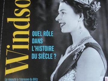 "Vente: GEO HISTOIRE ""Les Windsor"" - Janvier 2021"