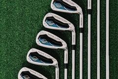 Liquidación / Lote Mayorista: Brand New Mashie Cleek Golf Irons Full Set (3-PW)
