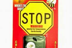 Liquidation / Lot de gros: ***SALE***  Bee-Alert Hot Car Child Safety Alarm