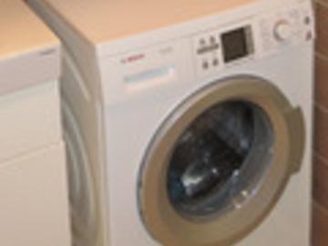 Myydään: Bosch washing machine / pyykinpesukone