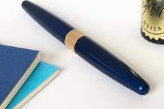 Renting out: The Good Blue (2 flex nib options)
