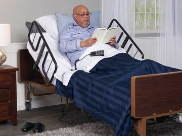 WEEKLY & MONTHLY RENTAL: Monthly Homecare Hospital Bed Rental | GTA Delivery