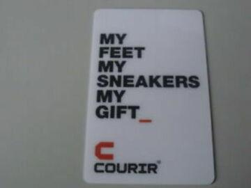 Vente: Carte cadeau Courir (65€)