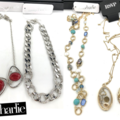 Liquidation/Wholesale Lot: 50 Pieces- Charming Charlie Necklaces Retail priced 24.99 -26.99