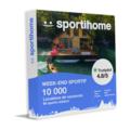 """Vente: Coffret Sportihome """"Week-end Sportif"""" (100€)"""