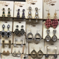 Liquidation/Wholesale Lot: 50 PAIR Erica Lyons Earrings -100's of Styles Each Pair different